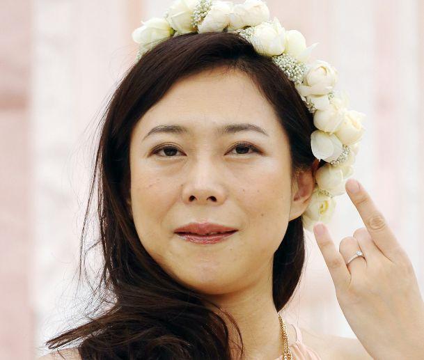 椿鬼奴の旦那は佐藤大!秋田出身でヒモで結婚指輪は立て替えだった!