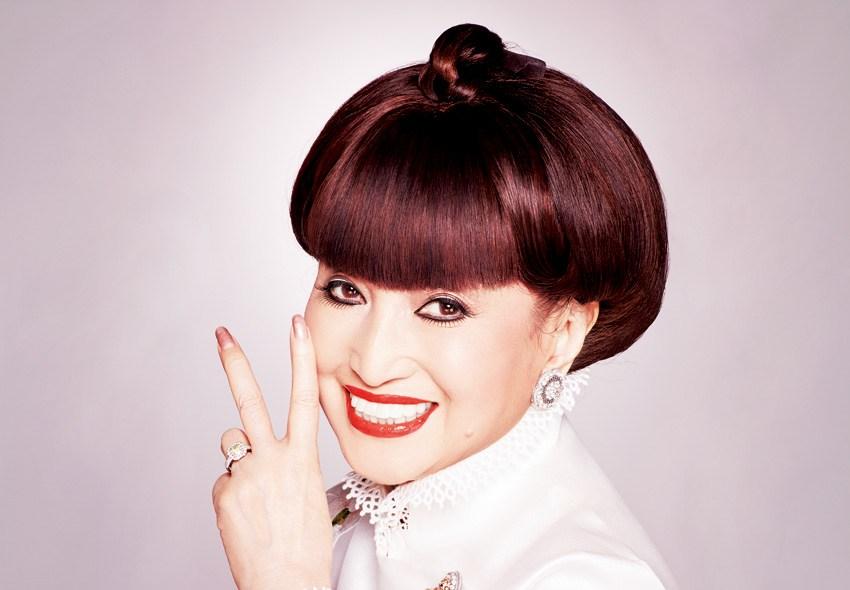 黒柳徹子の髪型「たまねぎヘア」の作り方。飴を入れている!カツラ疑惑の真相