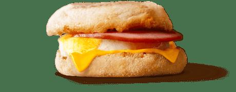 朝マックはいらない!マフィンではなくハンバーガーが食べたい。
